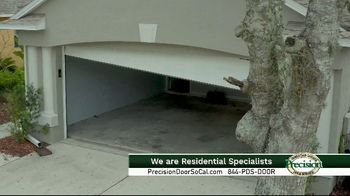 Precision Door Service TV Spot, 'Residential Specialists' - Thumbnail 4