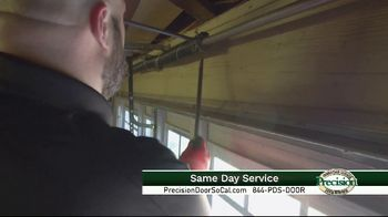 Precision Door Service TV Spot, 'Residential Specialists' - Thumbnail 7