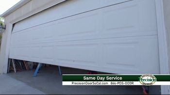 Precision Door Service TV Spot, 'Residential Specialists' - Thumbnail 8