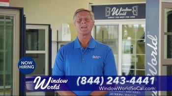 Window World TV Spot, 'Five Windows and a Patio Door: Zero Down'