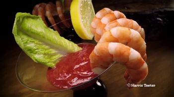 Harris Teeter TV Spot, 'Seafood: Shrimp'