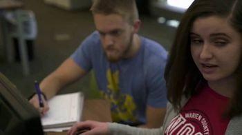 Warren County Community College TV Spot, 'Flexible and Affordable' - Thumbnail 9