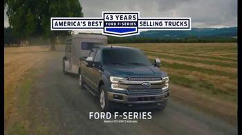 Ford TV Spot, 'Henry Ford: Trucks' [T2]