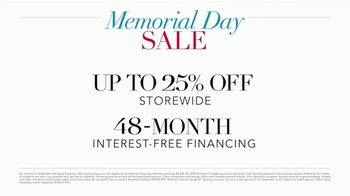 Ethan Allen Memorial Day Sale TV Spot, 'Up to 25 Percent off and Free Delivery' - Thumbnail 4
