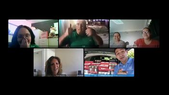 Honda TV Spot, 'Random Acts of Helpfulness: Food Bank Video Chat' [T2]