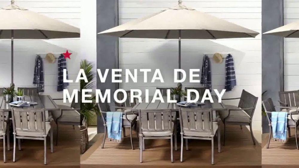 Macy's Venta de Memorial Day TV Commercial, 'Hogar, diamantes y Star Money'