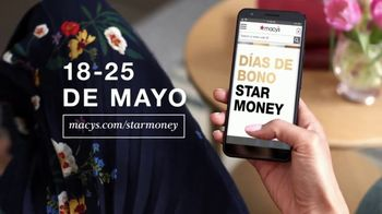 Macy's Venta de Memorial Day TV Spot, 'Hogar, diamantes y Star Money' [Spanish] - Thumbnail 6