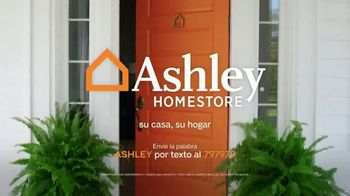 Ashley HomeStore Venta de Memorial Day TV Spot, 'Compre ahora' [Spanish] - Thumbnail 6