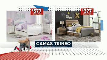 Rooms to Go Kids Venta de Memorial Day TV Spot, 'Tiempo de ahorrar' [Spanish] - Thumbnail 5