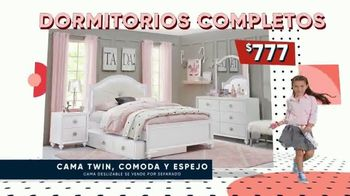 Rooms to Go Kids Venta de Memorial Day TV Spot, 'Tiempo de ahorrar' [Spanish] - Thumbnail 6