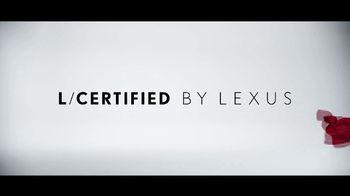 Lexus TV Spot, 'Smart Is the New Sexy' [T1] - Thumbnail 10
