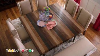 Rooms to Go Venta de Memorial Day TV Spot, 'Compre con seguridad' [Spanish] - Thumbnail 5