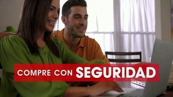 Rooms to Go Venta de Memorial Day TV Spot, 'Compre con seguridad' [Spanish] - Thumbnail 6