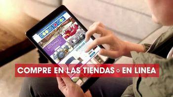 Rooms to Go Venta de Memorial Day TV Spot, 'Compre con seguridad' [Spanish] - Thumbnail 8