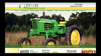 Green Magazine TV Spot, 'Classic Tractor Fever' - Thumbnail 2