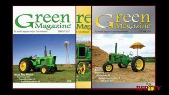 Green Magazine TV Spot, 'Classic Tractor Fever' - Thumbnail 5