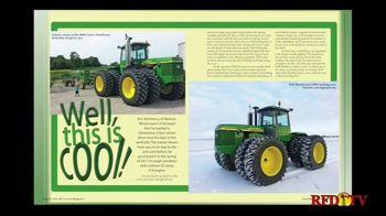 Green Magazine TV Spot, 'Classic Tractor Fever' - Thumbnail 6