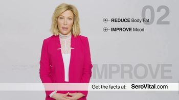 SeroVital TV Spot, 'Look Decades Younger: Immune System' Featuring Kym Douglas
