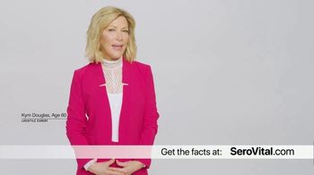 SeroVital TV Spot, 'Look Decades Younger: Immune System' Featuring Kym Douglas - Thumbnail 1