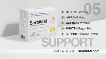 SeroVital TV Spot, 'Look Decades Younger: Immune System' Featuring Kym Douglas - Thumbnail 5