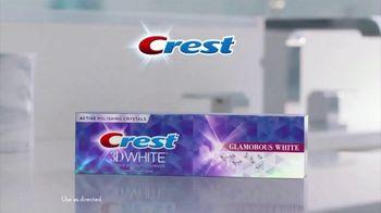 Crest 3D White TV Spot, 'Whitens and Strengthens Enamel' - Thumbnail 5