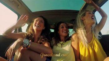 Graceland TV Spot, 'The Gates Are Open Again' - Thumbnail 2