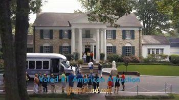 Graceland TV Spot, 'The Gates Are Open Again' - Thumbnail 3