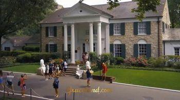 Graceland TV Spot, 'The Gates Are Open Again' - Thumbnail 9