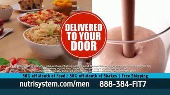 Nutrisystem for Men 50/50 Deal TV Spot, 'Stuck at Home' - Thumbnail 2