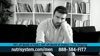 Nutrisystem for Men 50/50 Deal TV Spot, 'Stuck at Home' - Thumbnail 5