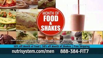 Nutrisystem for Men 50/50 Deal TV Spot, 'Stuck at Home' - Thumbnail 6