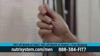 Nutrisystem for Men 50/50 Deal TV Spot, 'Stuck at Home' - Thumbnail 7