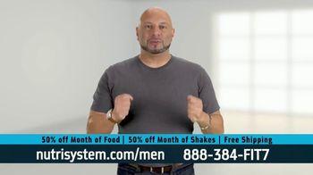 Nutrisystem for Men 50/50 Deal TV Spot, 'Stuck at Home' - Thumbnail 9