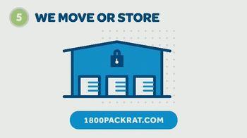 1-800-PACK-RAT TV Spot, 'How It Works' - Thumbnail 6