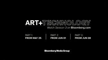 Bloomberg L.P. TV Spot, 'Art and Technology: Biorisk' - Thumbnail 6