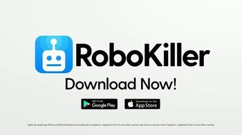 RoboKiller TV Spot, 'Sick of Spam' - Thumbnail 9