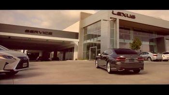 Lexus TV Spot, 'Service Is Not Just a Department' [T1] - Thumbnail 1