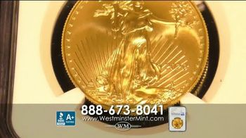 Westminster Mint TV Spot, 'Early Release 2020 American $50 Gold Eagle' - Thumbnail 6