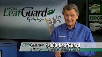 LeafGuard of Michigan TV Spot, 'Eliminate Health Hazards: 65 Percent Off Labor' - Thumbnail 1