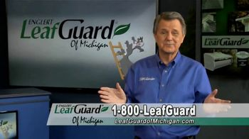 LeafGuard of Michigan TV Spot, 'Eliminate Health Hazards: 65 Percent Off Labor' - Thumbnail 3