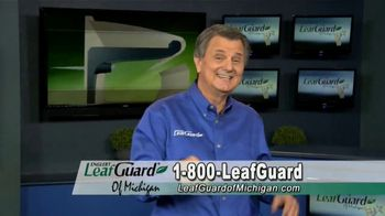 LeafGuard of Michigan TV Spot, 'Eliminate Health Hazards: 65 Percent Off Labor' - Thumbnail 5
