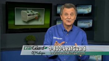 LeafGuard of Michigan TV Spot, 'Eliminate Health Hazards: 65 Percent Off Labor' - Thumbnail 7