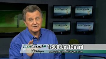 LeafGuard of Michigan TV Spot, 'Eliminate Health Hazards: 65 Percent Off Labor' - Thumbnail 8