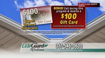 LeafGuard of Indiana TV Spot, 'Big Rain: 65 Percent Off Labor' - Thumbnail 9