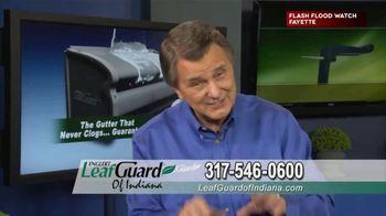 LeafGuard of Indiana TV Spot, 'Big Rain: 65 Percent Off Labor' - Thumbnail 3
