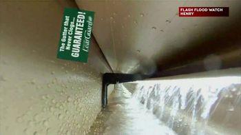 LeafGuard of Indiana TV Spot, 'Big Rain: 65 Percent Off Labor' - Thumbnail 4