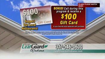 LeafGuard of Indiana TV Spot, 'Big Rain: 65 Percent Off Labor' - Thumbnail 8