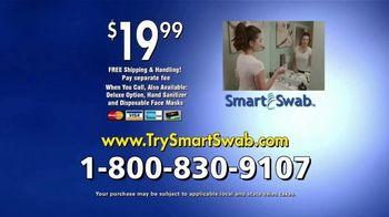 Smart Swab TV Spot, 'Latches On: Masks' - Thumbnail 10