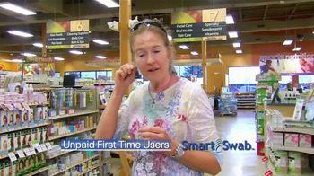 Smart Swab TV Spot, 'Latches On: Masks' - Thumbnail 5