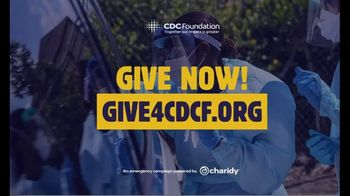 CDC Foundation TV Spot, 'COVID-19: Give Now' - Thumbnail 7